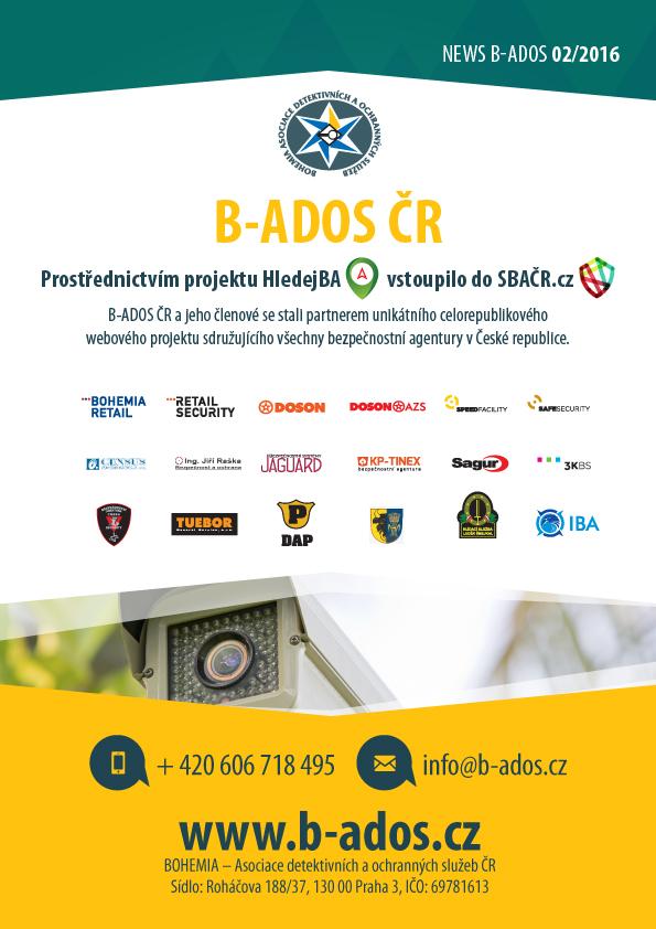 Soukromé bezpečnostní agentury Česká republika